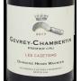Bourgogne Gevrey Chambertin Cazetiers 2017 Henri Magnien