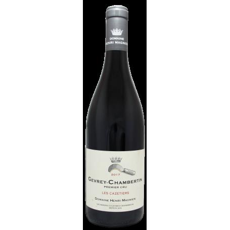 Gevrey-Chambertin 1er Cru Les Cazetiers 2017 Domaine Henri Magnien