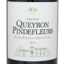 Queyron Pindefleurs 2015 Saint Emilion Grand Cru
