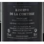 Bordeaux 2nd vin Château Pichon Longueville Comtesse de Lalande 2016