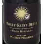 Bourgogne Morey-Saint-Denis 2015 Michel Magnien Biodynamie