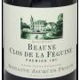 Domaine Jacques Prieur Beaune Clos de la Féguine Monopole 2015 Grand vin de Bourgogne