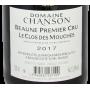 Clos des Mouches rouge 2017 Chanson Grand vin de Bourgogne
