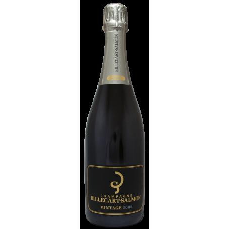 Champagne Billecart-Salmon Vintage 2008