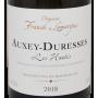 Bourgogne Auxey-Duresses blanc 2018 Franck Lamargue