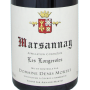 Bourgogne marsannay Longeroies Denis Mortet