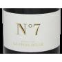 N°7 rouge 2017 La Croix Belle Languedoc