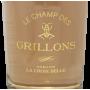 Le Champ des Grillons Côtes de Thongue 2019 vin rosé