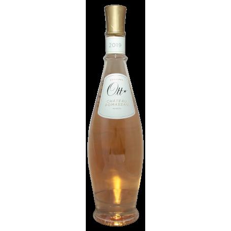 Bandol rosé 2019 Château Romassan Domaines Ott*
