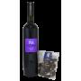 Accord vins chocolat Maury chocolat noir ganache