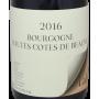 Bourgogne Hautes Côtes de Beaune rouge 2016 cave Laly