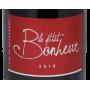 Le petit bonheur vin rouge Bourgogne