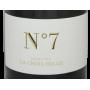 N°7 blanc La Croix Belle 2018 Languedoc