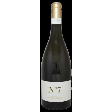 Côtes de Thongue N°7 blanc 2018 Domaine La Croix Belle