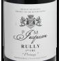 Bourgogne rully rouge Jacqueson Préaux 2018