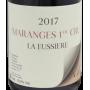 Bourgogne Côte de Beaune Maranges Fussière Laly 2017