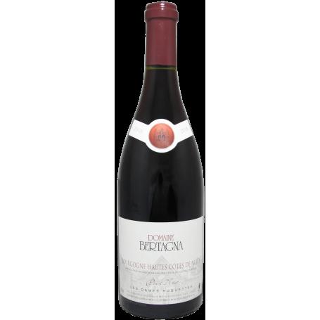 Bourgogne Hautes Côtes de Nuits Les Dames Huguettes 2018 Domaine Bertagna