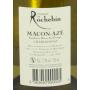 Rochebin macon azé vin blanc pas cher