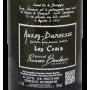 Auxey duresses blanc les crais vin très minéral de Bourgogne