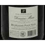 Domaine Masse Bourgogne Pinot Noir Chalonnaise