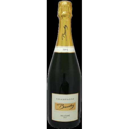 Champagne Baudry Brut Millésimé 2013