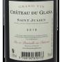 Grand vin de bordeaux Saint Julien Château Glana 2016
