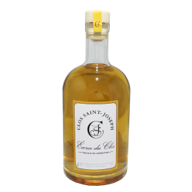 Ecorce du Clos Liqueur de Clémentine Clos Saint-Joseph