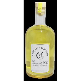Ecorce du Clos Liqueur de Citron Clos Saint-Joseph