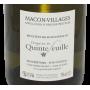 Mâcon-Villages Le Clos 2018 Domaine de Quintefeuille