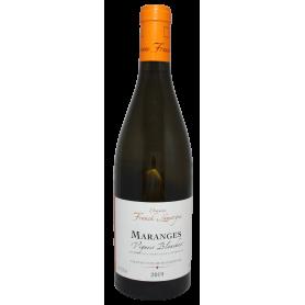 Maranges Vignes Blanches 2019 Domaine Franck Lamargue