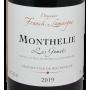 Bourgogne Monthélie vin de vigneron Lamargue 2019