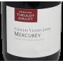 Bourgogne Theulot Juillot Mercurey rouge