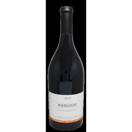 Bourgogne rouge 2018 Domaine Tollot-Beaut