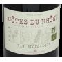 Côtes du Rhône vin biologique