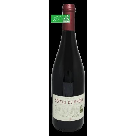 Côtes du Rhône Bio 2019 Les Vignerons Ardéchois
