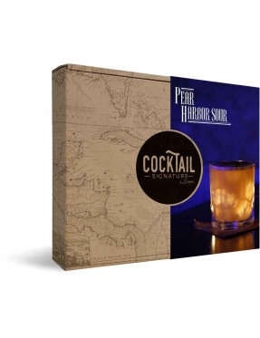 Pear Harbor Sour - Box n°6 Cocktail Signature by Dugas