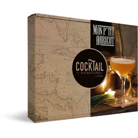 Mon P'tit Abricot - Box n°7 Cocktail Signature by Dugas