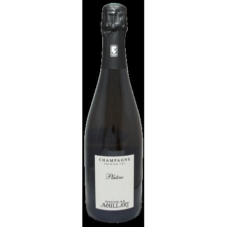 Champagne Nicolas Maillart Brut Platine Premier Cru Montagne de Reims
