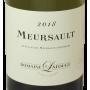 Meursault pas cher 2018 Bourgogne