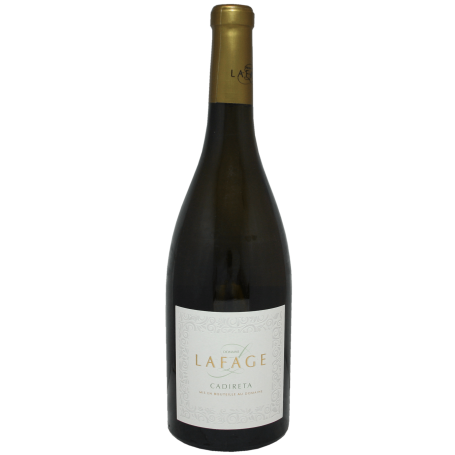 Cadireta Côtes Catalanes 2019 Domaine Lafage
