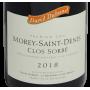 Morey Saint Denis Clos Sorbè 2018 Bourgogne