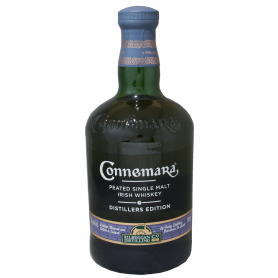 Connemara Distillers Edition whisky
