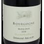 Arlaud Bourgogne Roncevie vin rouge bio