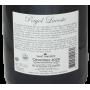 Poujol Lacoste vin blanc des cévennes fumé
