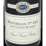 Bourgogne Rouge 2017 Domaine Pascal Prunier-Bonheur Monthélie 1er Cru Les Vignes Rondes