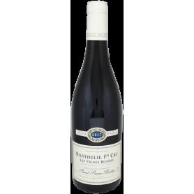 Monthélie 1er Cru Les Vignes Rondes 2017 Domaine Prunier-Bonheur