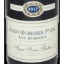 Auxey-Duresses 1er Cru Les Duresses 2017 Domaine Prunier-Bonheur