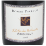 Brouilly Robert Perroud Enfer des Balloquets 2019 Beaujolais