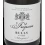 Jacqueson rully Margotés 2019 Bourgogne banc