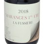 Bourgogne Côte de Beaune Maranges Fussière Laly 2018